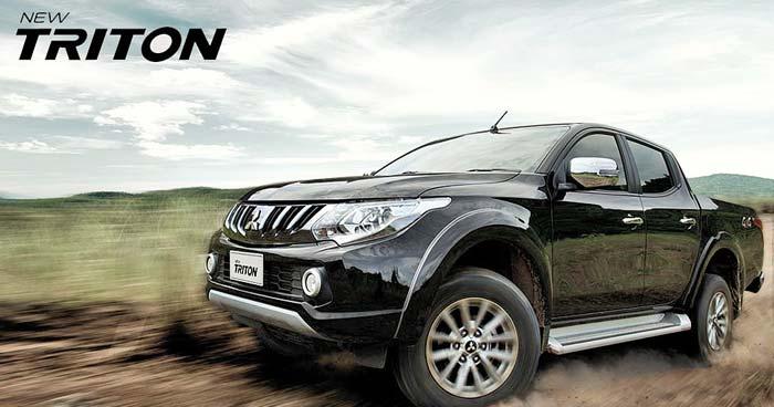 Harga Mitsubishi All New Triton Semarang